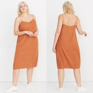 ✨ Madewell Cami Slip Dress in Inkspot Dots ✨